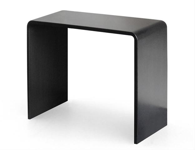 Pin console table dimensions on pinterest for Petit bureau pin
