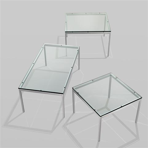 Table Basse Florence Knoll Tables Basses Design Terre